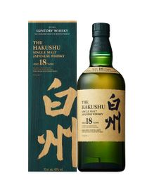 The Hakushu 18 Years Old