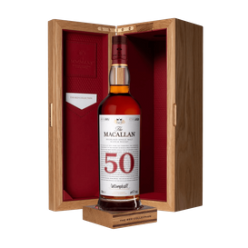 The Macallan Red Collection 50 Years Old
