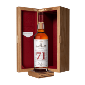 The Macallan Red Collection 71 Years Old
